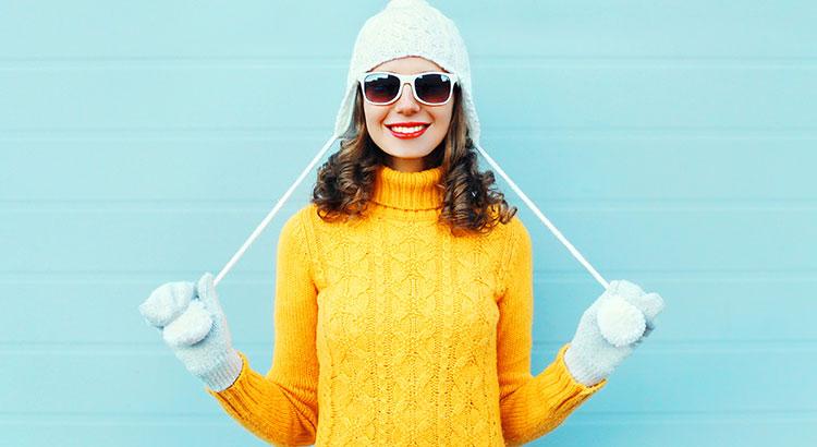 33c0846c8 Saiba qual a importância dos óculos escuros mesmo no inverno - Blog ...